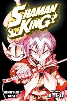Shaman King Omnibus vol 04 GN Manga
