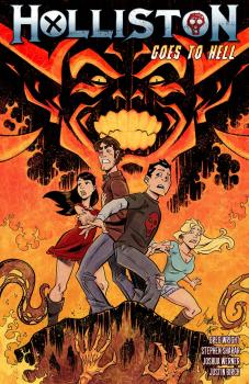 Holliston Goes To Hell TP (Trade Paperback)