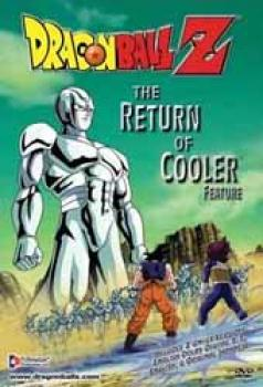 Dragonball Z Movie 06 Return of Cooler DVD