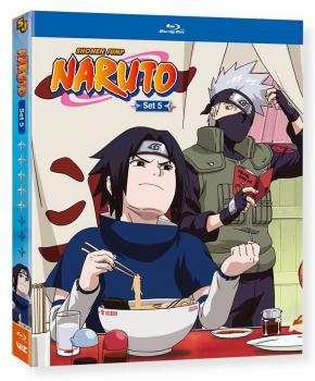 Naruto Set 05 Blu-ray