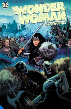 Wonder Woman (2021) TP Vol 01 Afterworlds (Trade Paperback)