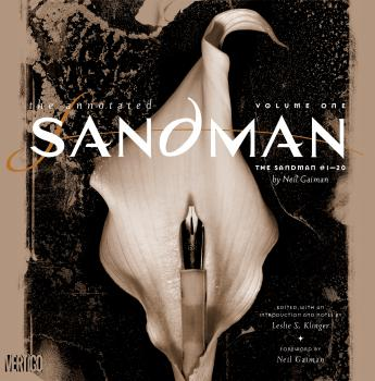 Annotated Sandman HC Vol 01 (2022 Edition) (Hardcover)