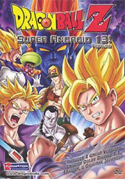 Dragonball Z Movie 07 Super android 13 DVD