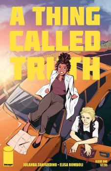 A THING CALLED TRUTH #1 (OF 5) CVR A ROMBOLI