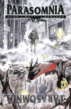 Parasomnia TP Vol 01 (Trade Paperback)