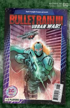 BATMAN #114 CVR C DYLAN TEAGUE CARD STOCK 1:25 VAR (FEAR STATE)