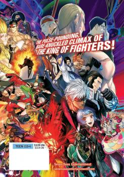 The King Of Fighters: a New Beginning vol 06 GN Manga