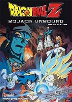Dragonball Z Movie 09 Bojack unbound DVD