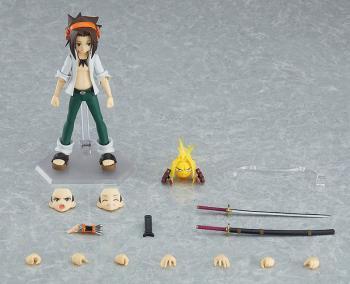 Shaman King Action Figure - Figma Yoh Asakura