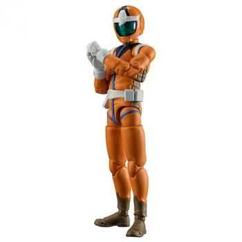 Mobile Suit Gundam G.M.G. Action Figure - Earth Federation Army 04 Normal Suit Soldier