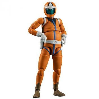 Mobile Suit Gundam G.M.G. Action Figure - Earth Federation Army 05 Normal Suit Soldier