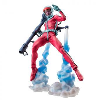 Mobile Suit Gundam GGG PVC Figure - Char Aznable