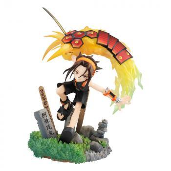 Shaman King Lucrea PVC Figure - Yoh Asakura