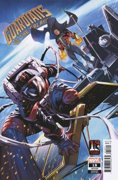 GUARDIANS OF THE GALAXY #18 MILES MORALES 10TH ANNIV VAR