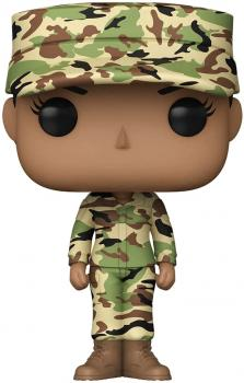 Military Air Force Pop Vinyl Figure - Female (Hispanic)