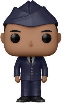 Military Air Force Pop Vinyl Figure - Male (Hispanic)