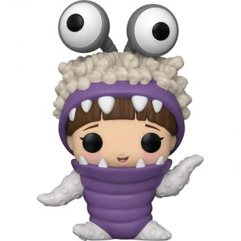 Disney's Monsters Inc. 20th Anniversary Pop Vinyl Figure - Boo with Hood Up