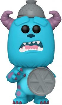 Disney's Monsters Inc. 20th Anniversary Pop Vinyl Figure - Sulley with Lid