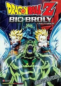 Dragonball Z Movie 11 Bio-Broly DVD