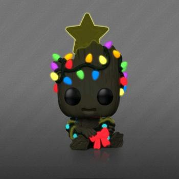 Guardians of the Galaxy Pop Vinyl Figure - Groot Baby (Holiday / GITD) (Special Edition)