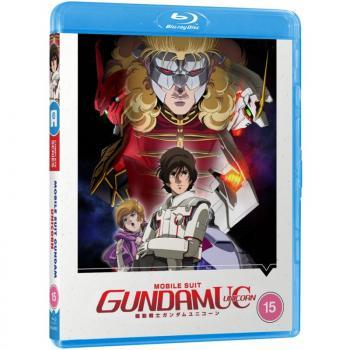Mobile Suit Gundam Unicron Blu-Ray UK