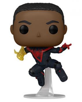 Spider-Man PS: Miles Morales Pop Vinyl Figure - Spider-Man (Chase Possible)