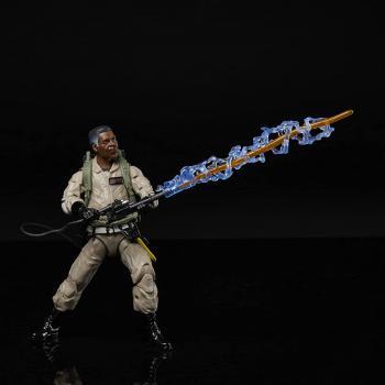Ghostbusters Plasma Series Action Figure - Ghostbusters: Afterlife Winston Zeddemore