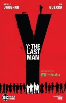 Y The Last Man Compendium One TP (TV Tie-in Cover) (MR)