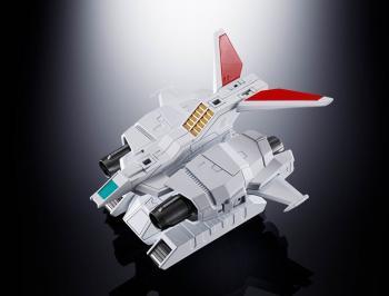 Getter Robot Go Soul of Chogokin Action Figure - GX-96X G Armriser