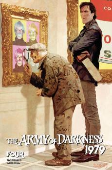 ARMY OF DARKNESS 1979 #4 CVR B SUYDAM