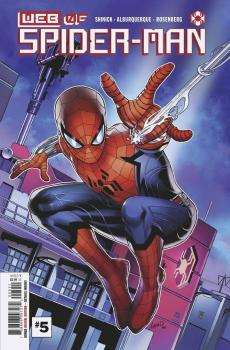 WEB OF SPIDER-MAN #5 (OF 5)