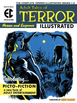 EC Archives Terror Illustrated HC (Hardcover)