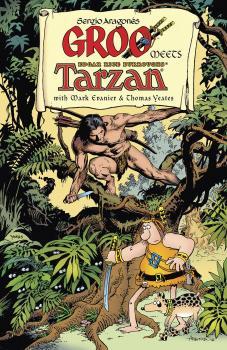 Groo Meets Tarzan TP (Trade Paperback)