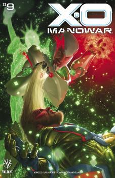 X-O MANOWAR (2020) #9 CVR A RAHZZAH