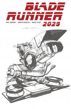 BLADE RUNNER 2029 #10 CVR B MEAD (MR)
