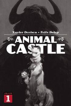 ANIMAL CASTLE #1 CVR B DELEP MISS BANGALORE & KIDS VAR