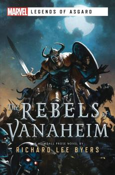 Marvel Untold Novel SC Rebels Of Vanaheim