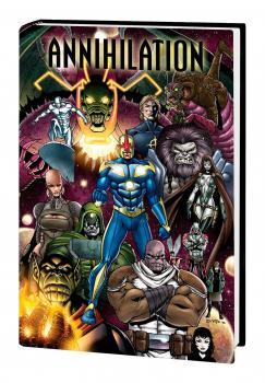Annihilation Omnibus HC Di Vito DM Var Cover (Hardcover)