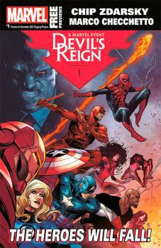 Marvel Previews Vol 06 #1 October 2021 (For December Items)