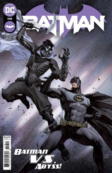 BATMAN #119 CVR A JORGE MOLINA