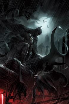 BATMAN #119 CVR B FRANCESCO MATTINA CARD STOCK VAR