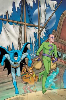 BATMAN & SCOOBY-DOO MYSTERIES #9 (OF 12)