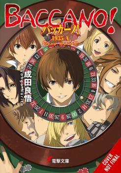 Baccano! vol 18 Light Novel HC