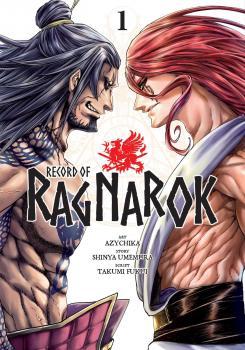 Record of Ragnarok vol 01 GN Manga