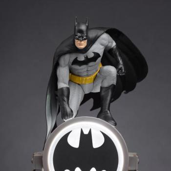 Batman Figurine Light