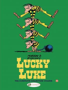 LUCKY LUKE COMPLETE COLL HC VOL 05