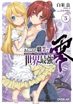 Arifureta: From Commonplace to World's Strongest ZERO vol 05 Light Novel