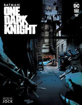 BATMAN ONE DARK KNIGHT #2 (OF 3) CVR A JOCK (MR)