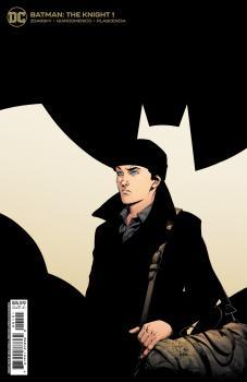 BATMAN THE KNIGHT #1 (OF 10) CVR B GREG CAPULLO & JONATHAN GLAPION CARD STOCK VAR