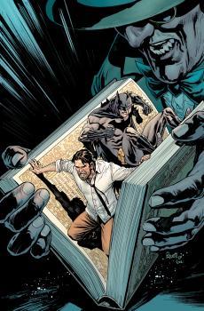 BATMAN VS BIGBY A WOLF IN GOTHAM #5 (OF 6) CVR A YANICK PAQUETTE (MR)